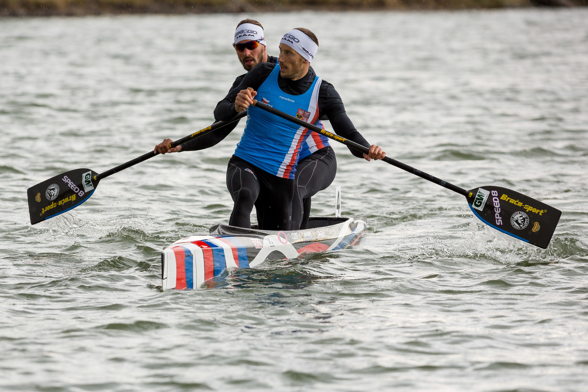 Eleven Canoe Sprint National Team Members Will Try To Fight For The Spot In Rio De Janeiro At Olympic Additional Qualification Race Duisburg